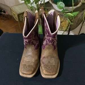 Ariat Western Boots Kids